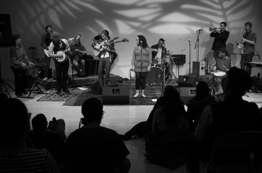 SFUAD's Balkan Music Ensemble opens Rumelia's CD Release Party
