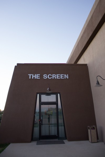 SFUAD's very own movie theatre, the Screen is making the switch from film to digital.
