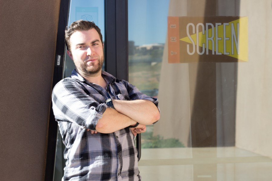 As Manager of The Screen, Peter Grendle will oversee the transition.