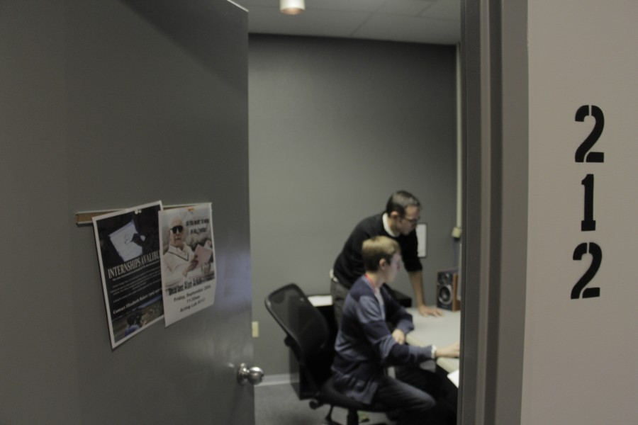 "The editing suites inside Garson Studios allow film students to ""cut"" in peace."