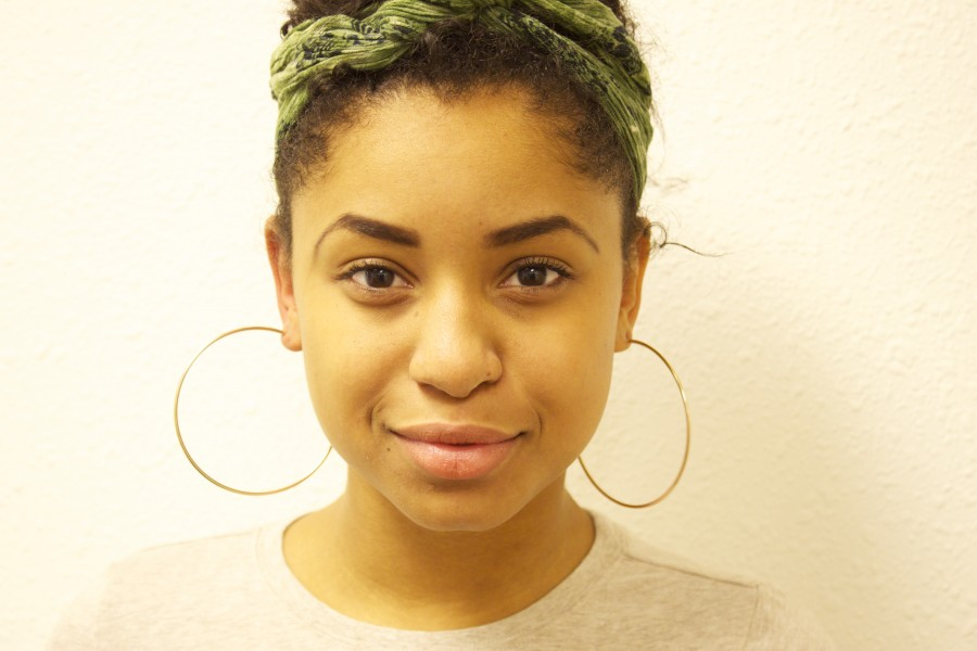 See her as Norca in SFUAD's Our Lady of 121st Street. Photo by Arianna Sullivan