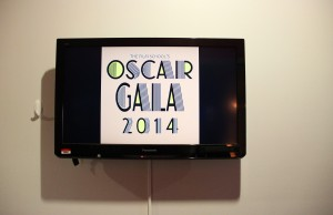 Promotional for the Oscar Gala.