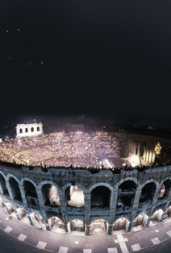 Performance at the Screen: Aida (Arena di Verona)