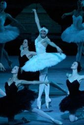Performance at the Screen: Swan Lake