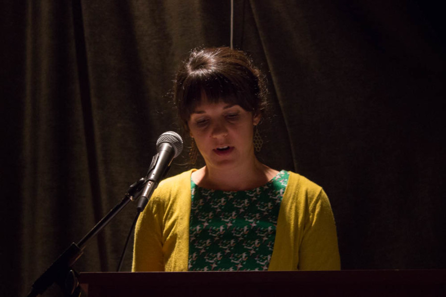 """Anne Valente reads """"A Call to Memory,"""" from her short-story collection, By Light We Knew Our Names."""
