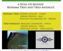 Trio Andaluz/Kodama Trio Show on Campus