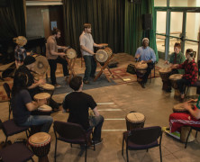 The African Drum Ensemble's Upcoming Concert