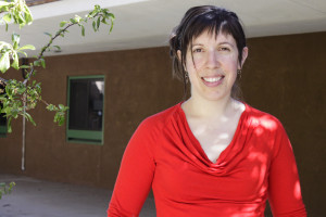 Alena Schaim is the executive director and an instructor for IMPACT personal Safety. Photo by Amaya Hoke