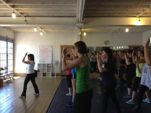IMPACT offers courses in self-defense among others. Photo by IMPACT