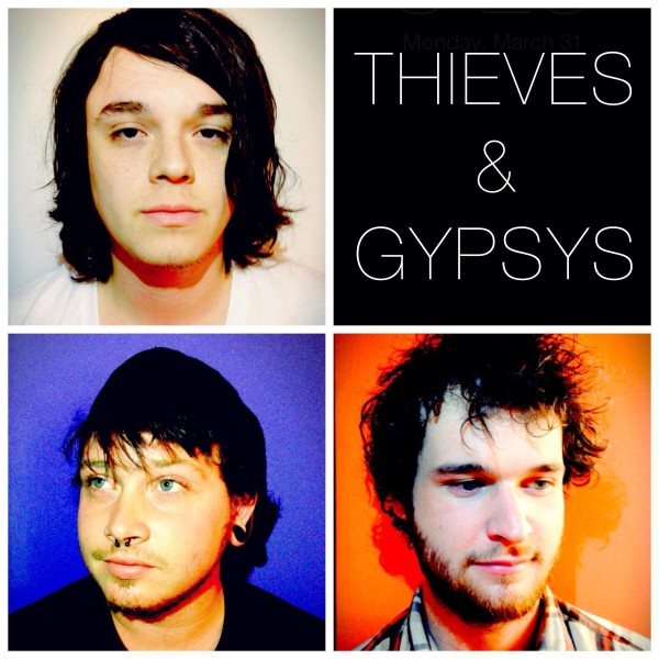 Thieves and Gypsys is an indie rock band from Santa Fe. Photo provided by Tone Deaf.