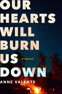 'Our Hearts Will Burn Us Down' will be released on Oct. 4, 2016.