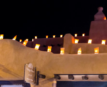 The Holidays in Santa Fe