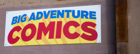 Local Comics Pop-Up