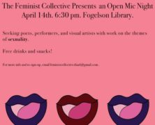 Feminist Collective Open Mic Night