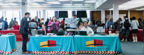SFUAD Hosts Transfer Fairs