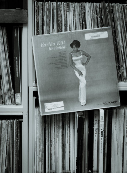 "Eartha Kitt's magnificent, emotion filled album in the 1960's ""Revisited"" will take you on a journey that made her a legendary artist. Photo by: Hawie Reyne Veniegas"
