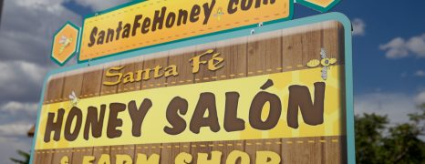 Getting Off Campus: Santa Fe Honey Salon