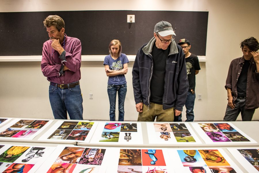 SFUAD Photo Department holds final salon of the semester