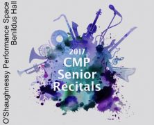 CMP End of Semester Shows